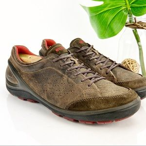 Ecco Biom Grip 1.1 Sneaker Leather Brown Active